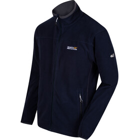 Regatta Stanton II Fleece Jacket Men Navy/Seal Grey